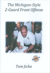 Michigan 2-Guard Offense DVD