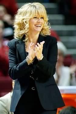 Oklahoma Coach Sherri Coale