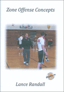 Anchors Continuity Zone Offense DVD
