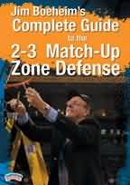 Jim Boeheim's Complete Guide to the 2-3 Match-up Zone Defense