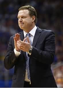 Coach Bill Self