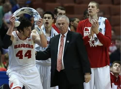 Coach Bo Ryan