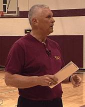 Coach Bob Hurley