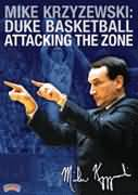 Coach K teaches how to attack zone defenses