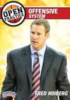 Fred Hoiberg's Open Practice: Offensive System DVD