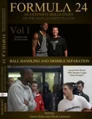Ganon Baker Formula-24 basketball DVD