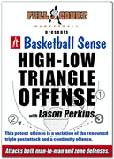 High-Low Triangle offense DVD