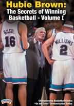 Hubie Brown's Secrets of Winning Basketball - Volume I