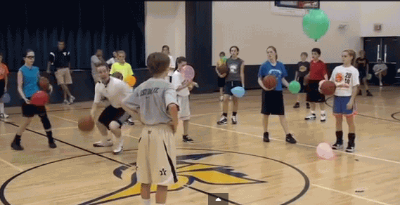 basketball training clinic