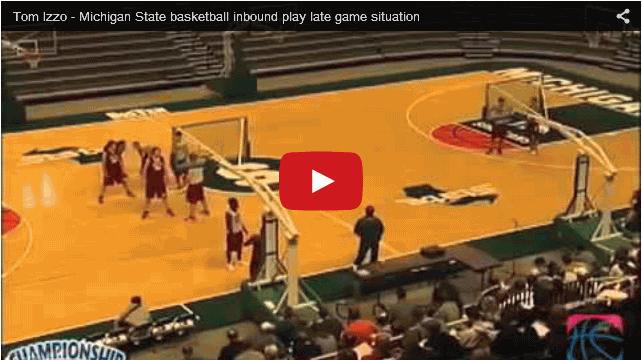 Coach Izzo video