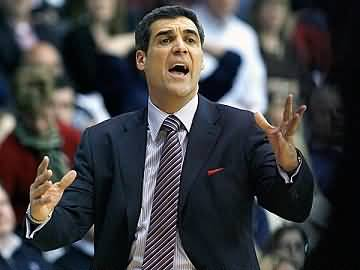 Villanova Coach Jay Wright