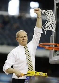 Coach John Beilein