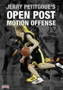 Teaching the open post offense at the high school level