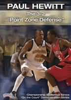 Paul Hewitt: The 3-2 Point Zone Defense