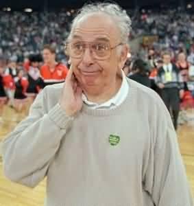 Coach Pete Carril