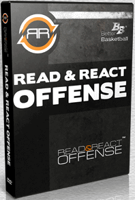 BetterBasketball's Read and React Offense