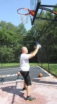 Grab & Control Rebounding System
