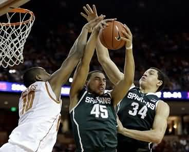 Rebounding is a big priority at Michigan State