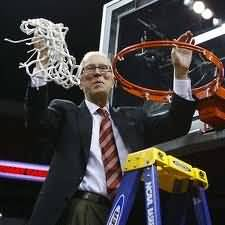 Coach Steve Fisher