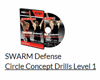 SWARM defense - Circle Concept Drills Level 1