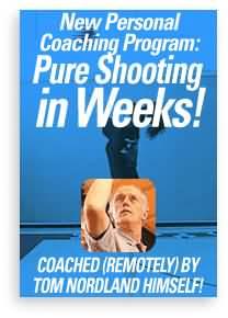 Pure Shooting in Weeks! (Personal Coaching Program)