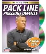 Matt Woodley: The Secrets of the Pack Line Pressure Defense