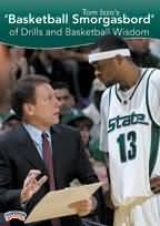 Many coaching DVDs at the Coach's Clipboard Basketball DVD Store!