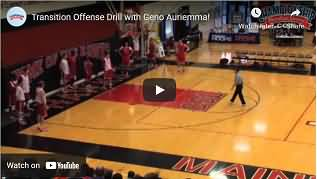 Auriemma lay-up drill #2