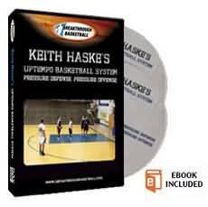 Keith Haske: Uptempo Basketball