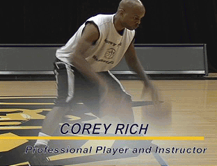 Advanced ball-handling - Corey Rich