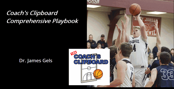 Coach's Clipboard Comprehensive Basketball Playbook download