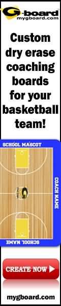 customized Basketball dry erase boarda