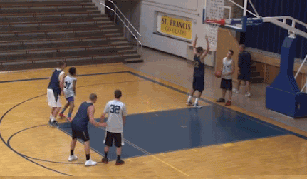 3-on-3 drill