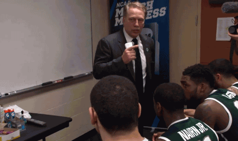 Pre-season planning - Tom Izzo