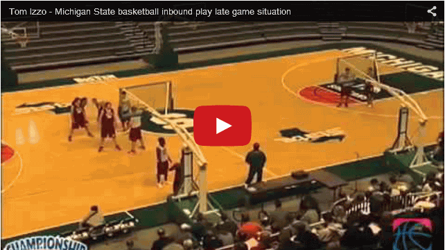 Tom Izzo's Wizard play