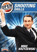 Mike Krzyzewski - Open Practice: Shooting Drills