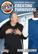 Bob Huggins - Open Practice: Defensive Drills for Creating Turnovers