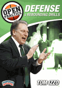 Tom Izzo - Open Practice: Defense & Rebounding Drills